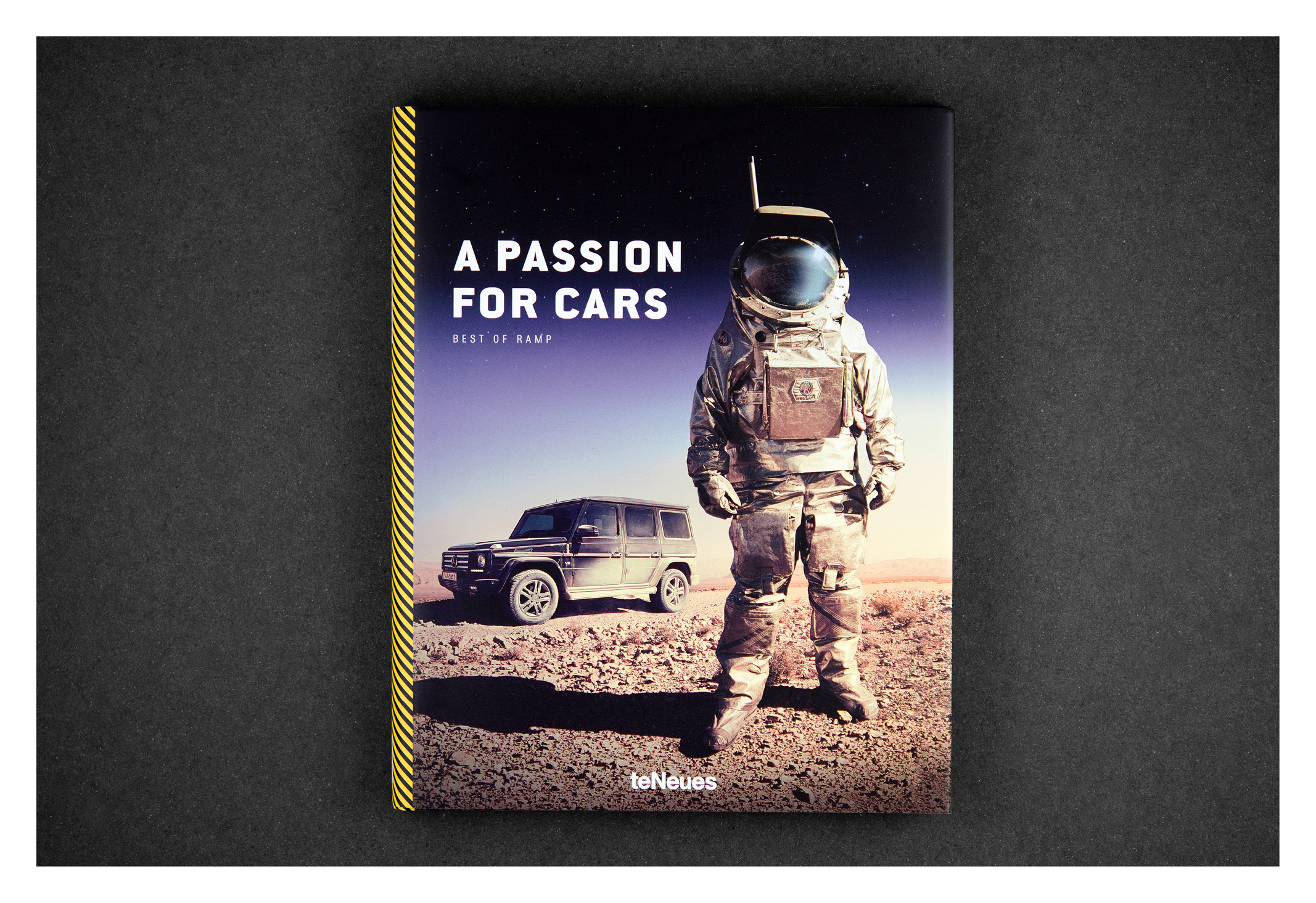 ramp A Passion For Cars Hardcover Reproshot