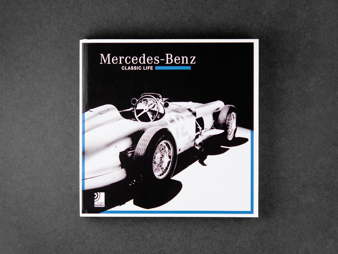 MB Classic Reproshot Hardcover