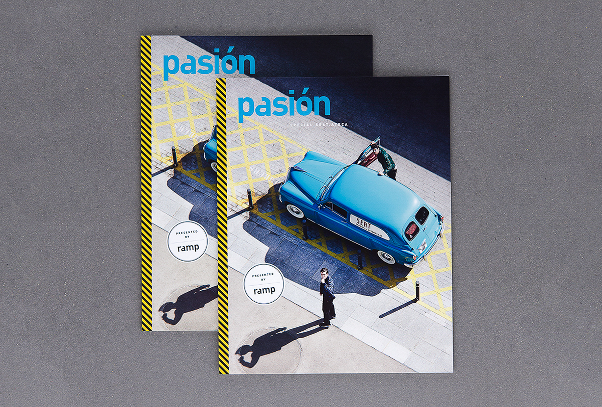 pasion Seat Special Double Covershot